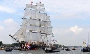 Navegar en Ámsterdam
