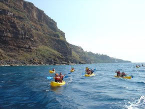 Sea Kayaking and Canoeing