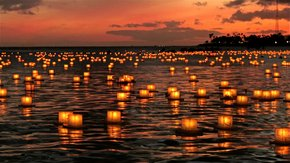 Shinnyo Lantern Floating Hawaii