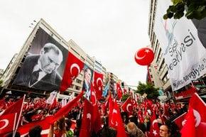 Commemoration of Atatürk, Youth & Sports Day