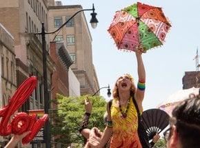 Das Columbus Pride Festival und die Parade