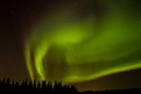 Auroras Boreais ou Luzes do norte