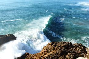 Nazare Waves