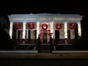 NOLA Holiday Lights
