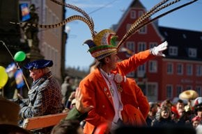 Fasching, Karneval and Fastnacht