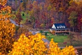 Cores de Outono no Tennessee