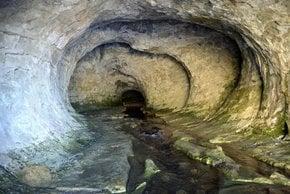 Höhlenwanderung bei Craigieburn