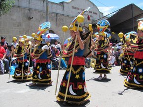 Cajamarca Carnival (Carnaval de Cajamarca)