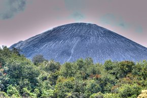 Escalando o Monte Semeru