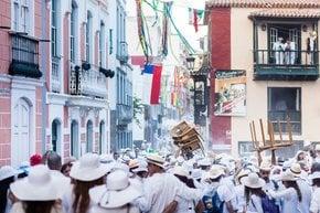 Carnival Los Indianos in La Palma
