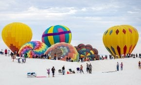 White Sands Balloon & Music Festival