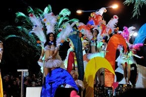 Madeira Carnival in Funchal