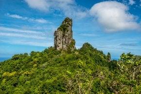 Rarotonga Cross Island Walk
