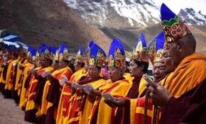 Grande festa di preghiera (Monlam)