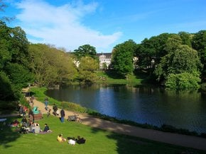 Parques de Copenhague