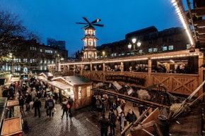 Mercados de Natal de Manchester