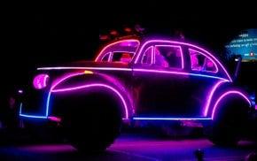 APS Desfile eléctrico de luz