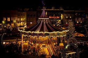 Mágico Mercado de Navidad de Maastricht