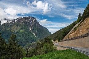 Simplon Pass (Passo del Sempione)