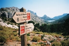 Hiking around Mallorca