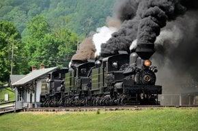 Scenic Railroad Trips