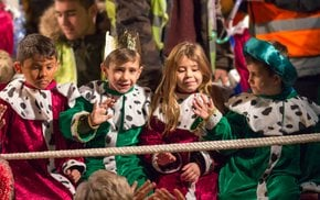 Three Kings Parade (Cavalcade of Magi)