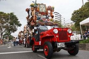 Yipao Parade