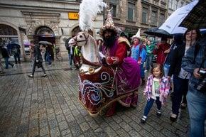 Lajkonik Parade