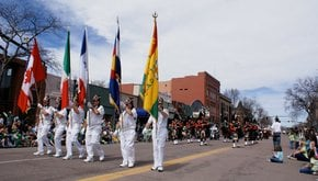 Colorado Springs St. Patrick's Day Parade