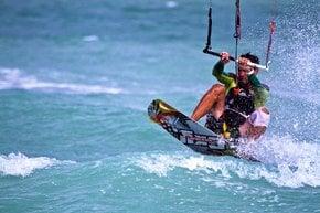 Kiteboarding e windsurf