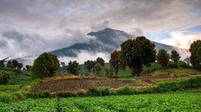 Escalade du mont Kerinci