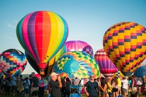 The New Jersey Festival of Ballooning