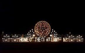 Festival della lanterna gigante