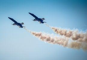 Semana de la Flota de Maryland y Show Aéreo Baltimore