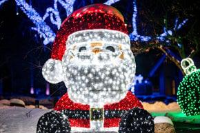 Luzes de Natal de Cleveland