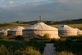 Ger Camping