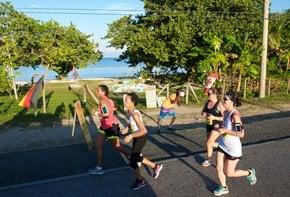 Reggae Marathon in Negril