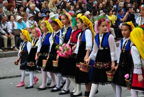 Bulgarien Rosenfest