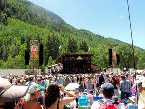 Festival Telluride Bluegrass
