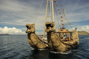 Cruise and Sail on Lake Titicaca