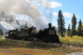 Grupos y Toltec Scenic Railroad
