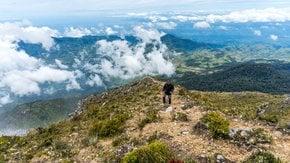 Escalade du mont Apo