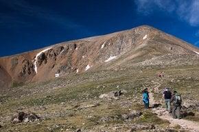 Escalade du mont Elbert