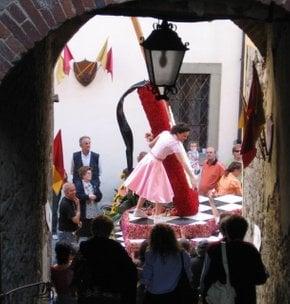 La Maggiolata Lucignano