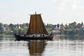 Sailing Viking Ships