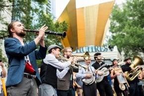 The Montréal Jazz Festival (Le Festival de Jazz de Montréal)