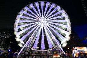 Festival de hielo de Navidad de Liverpool