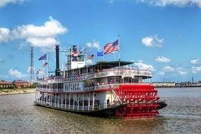 Paddlewheeler Cruises