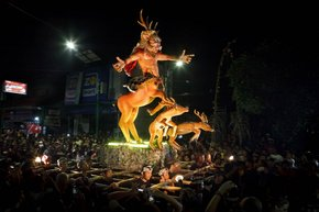 Nyepi (Seclusion Day)