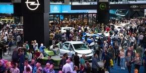 Frankfurt Auto Motor Show (IAA)
